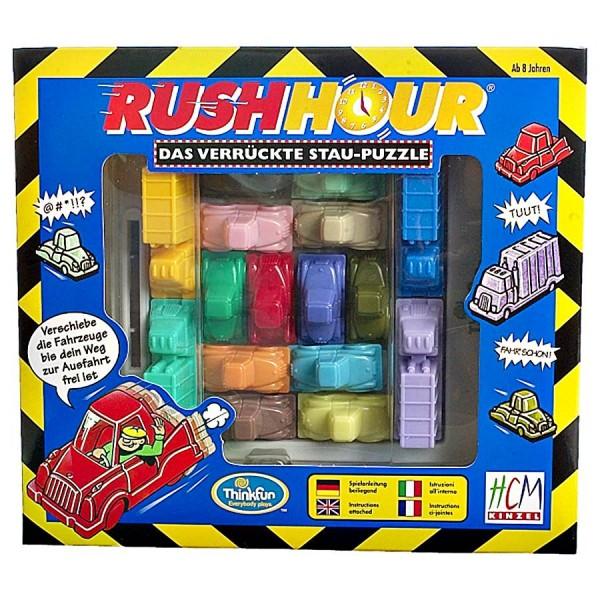 Rush Hour, das Denksport - Stauspiel