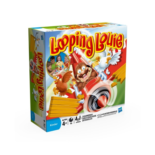 Looping Louie Spiel von HASBRO GAMES