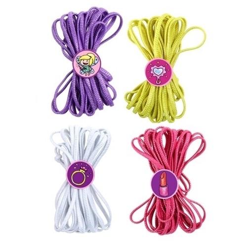 elastic à sauteur -Rêve fille- lot 4pcs