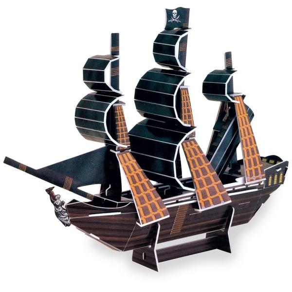 3D-Puzzle Piratenschiff -Pearl-