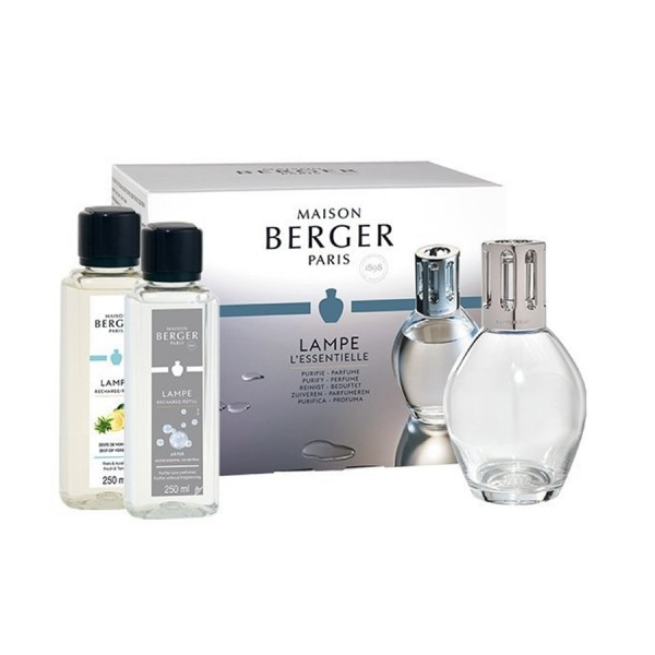 Maison Berger Set Essentielle Ovale