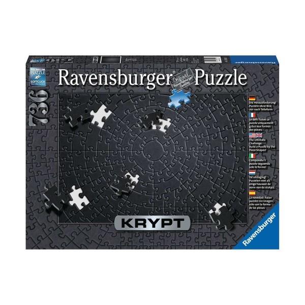 Ravensburger Puzzle 736 - Krypt Black