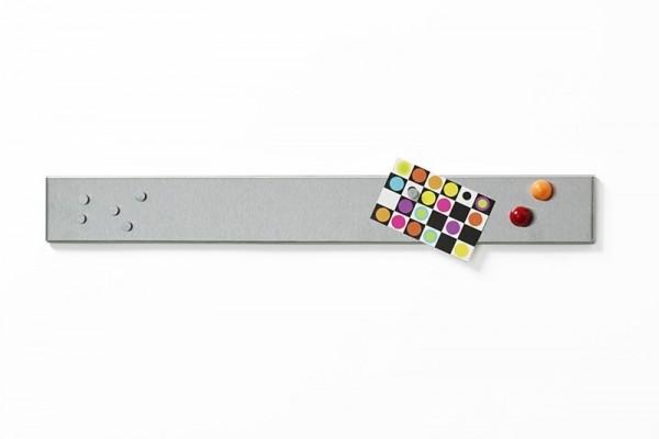 CardHolder, Memoboard magnet., EDELSTAHL