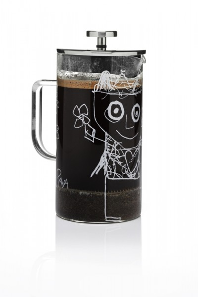 PAVA pure friends french press coffee