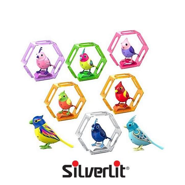Digi Bird, interaktiver Digivogel