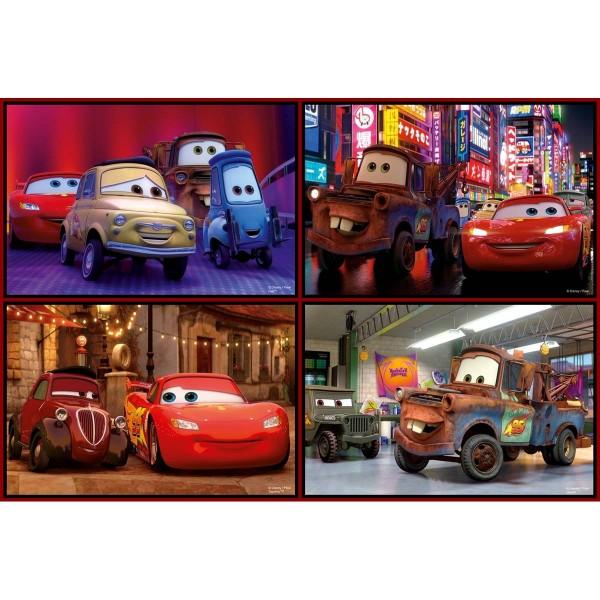 Puzzle 54tlg, Mini-Puzzle Pixar - Cars