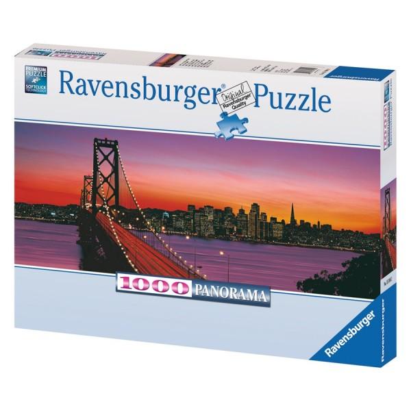 Ravensburger Puzzle, Pont du Oakland Bay