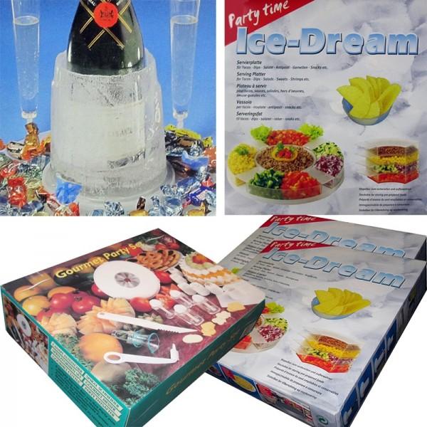 Set V: Eis-Dream PARTY Kombi