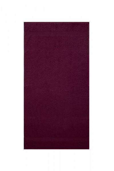 OPAL VINO-ROT Handtuch 50x100cm