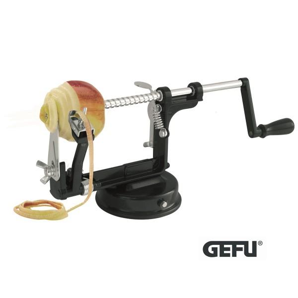 Apfelschäler 3in1, Apfelschälgerät GEFU
